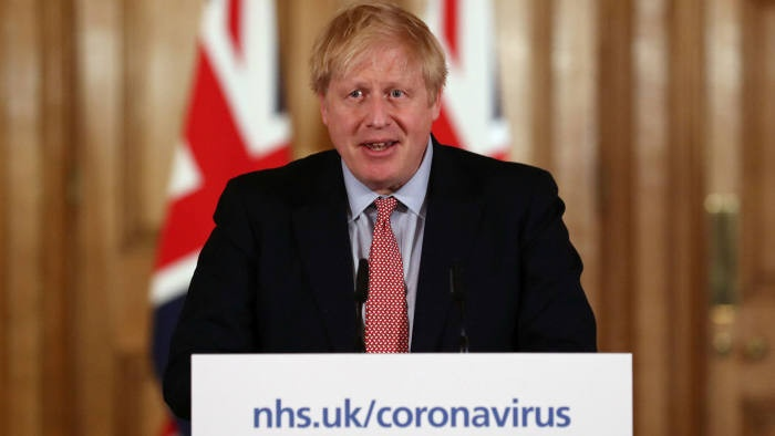 UK prime minister Boris Johnson,Health Secretary Matt Hancock tests positive for coronavirus