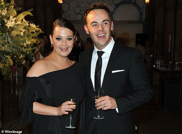 Ant McPartlin's £31million divorce from Lisa Armstrong is finalised,can propose to Anne-Marie