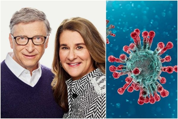 coronavirus pandemic: There will be dead bodies all over the streets of Africa – Melinda Gates warns