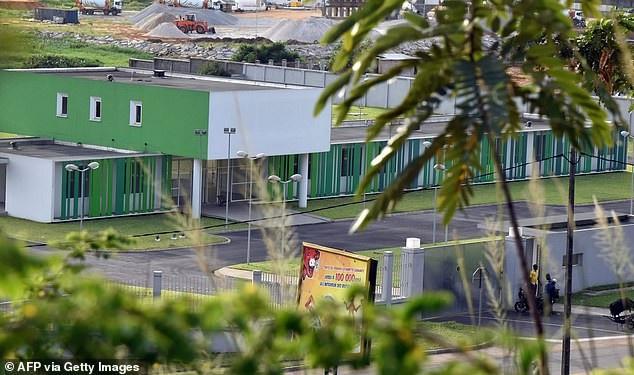 Didier Drogba hospital