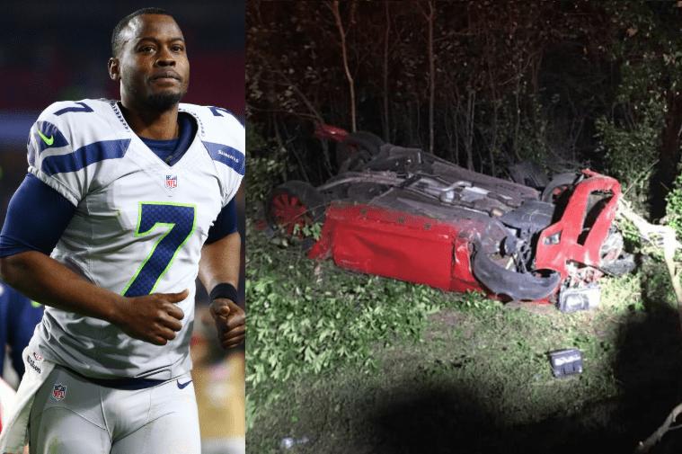 Former NFL quarterback Tarvaris Jackson, 36, dies in car crash in Alabama