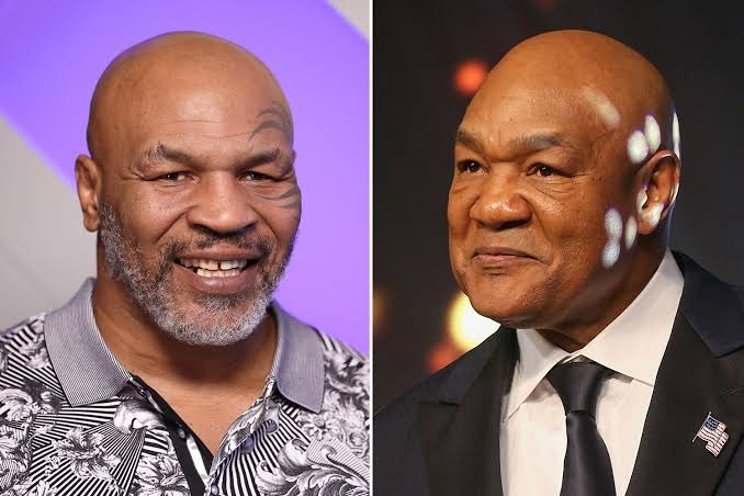 "George Foreman pleads with Mike Tyson to avoid making sensational comeback to boxing at aged 53""nothing to prove"""