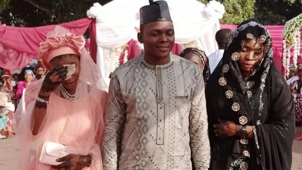 Meet Councillor that marries two women same day in Nasarawa