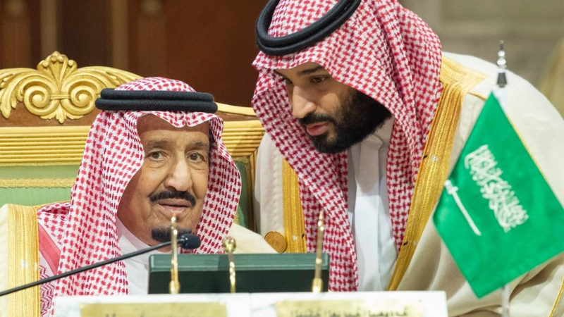 Saudi King Salman and crown Prince Mohammed in isolation after 150 members of the royal family 'are infected with coronavirus