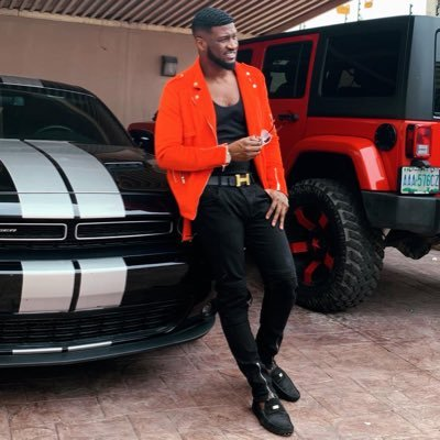 Peter Okoye: When I met my wife 18 years ago, I was a gold digger