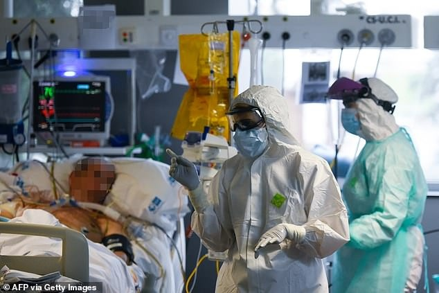 Covid-19 Death: UK death toll 'passes 40,000' – by far the worst in Europe