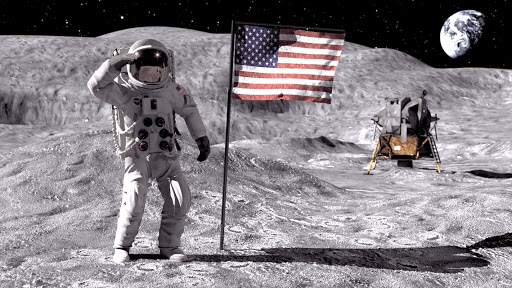 Scientists Reveal: Urine Of Astronauts Can Be Used To Build Houses On The Moon