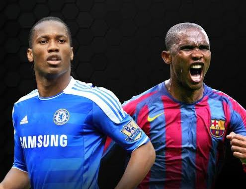 Coronavirus:Didier Drogba and Samuel Eto'o slam French Doctors who asked for new Coronavirus drug to be tested in Africa