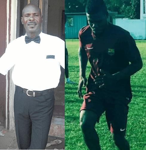 Police arrest estate Chairman James Olu allegedly kills promising footballer Benson Legbe on vigilante duty in Lago