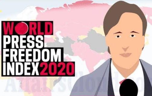 World Press Freedom Inde
