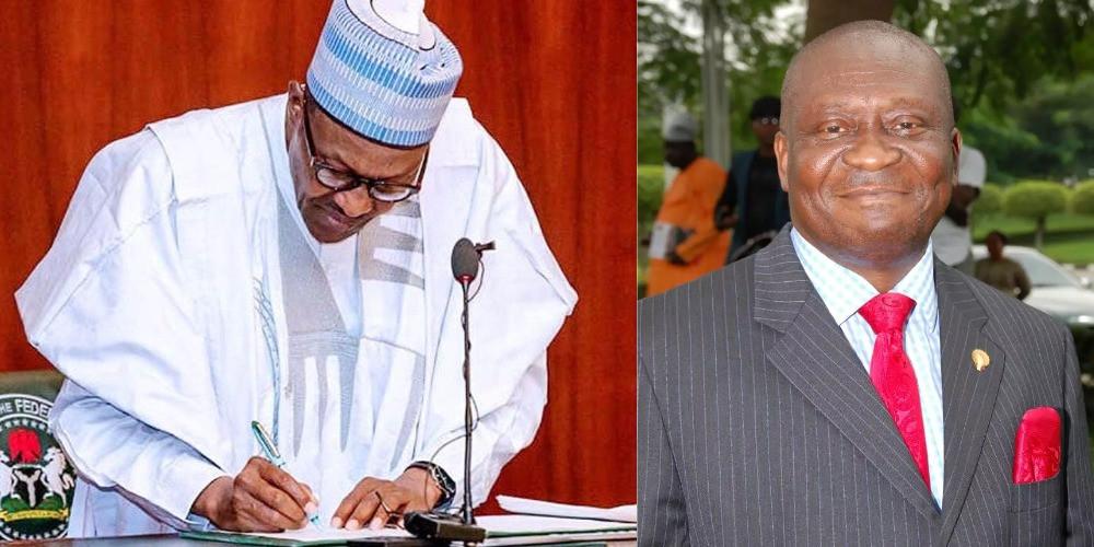 Buhari sack neco regestrar
