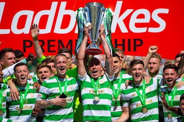 Celtic crowned Scottish Premiership champions after league cancellation