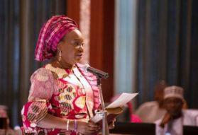 Head of service of the federation,Folasade Yemi-Esan