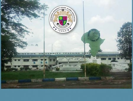 Igbinedion University teaching hosptal okada