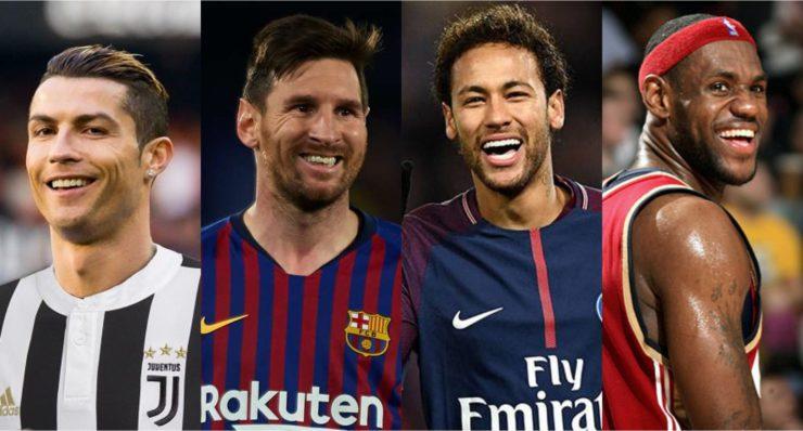 Cristiano Ronaldo Beats Messi, Neymar to emerges highest-paid footballer 2020