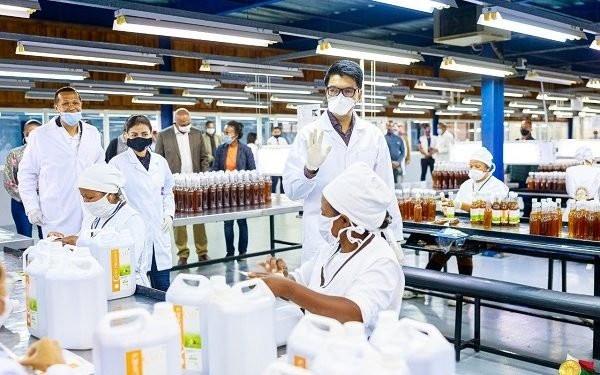 Madagascar's herbal drug 'COVID Organics