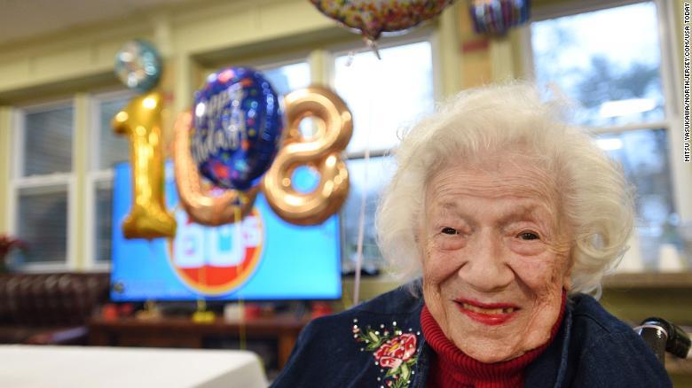 Meet 108-Sylvia Goldsholl, American Woman who overcomes COVID-19 infection