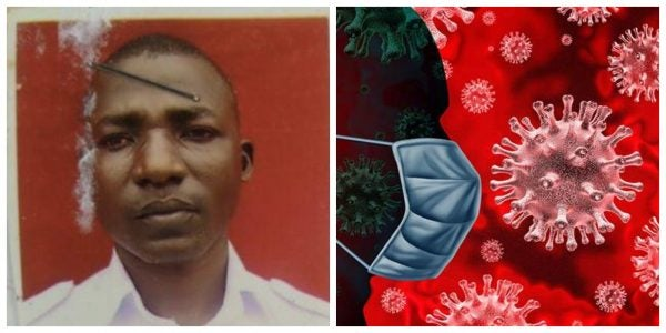 Naval personnel absconds from isolation center to smoke weed