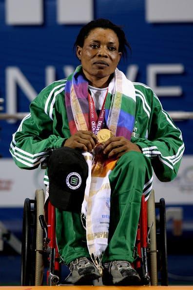 Paralympic oyema