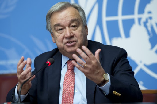 Secretary-General, Antonio Guterres