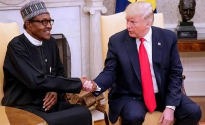 UNITED STATE PRESIDENT AND BUHARI