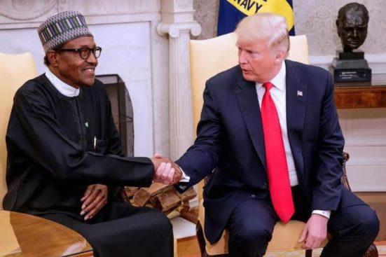 UNITED STATE PRESIDENT AND BUHARI