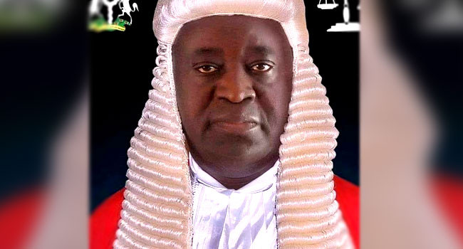 Yobe state loses Chief Judge, Musa Nabaruma