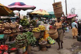 Nigeria food market