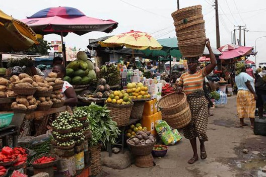 Nigeria food market