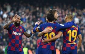 La Liga club barcelona fc