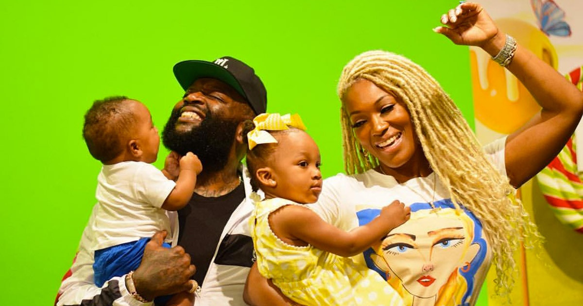 Rick Ross Sued By Pregnant Ex-Girlfriend Briana Camille Over Child Support