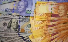 south africa rand