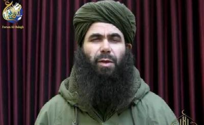 African Al-Qaeda chief, Abdelmalek Droukdel