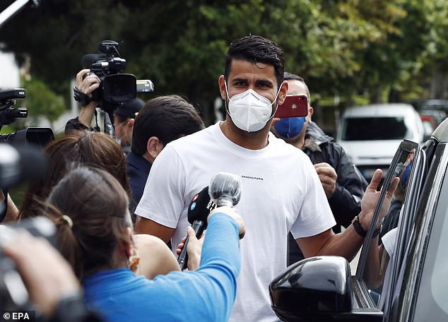 Diego Costa handed 6-month prison sentence, fine £482k by Spanish authorities in tax fraud case