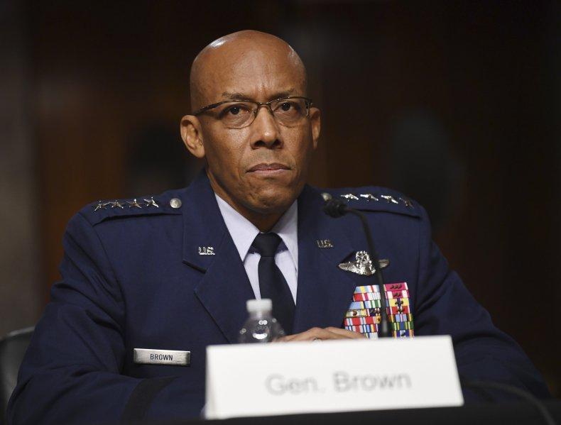 General Charles Q. Brown
