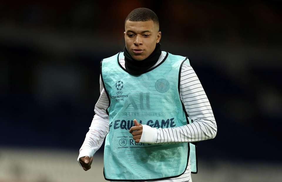 Paris Saint-Germain star, Kylian Mbappe