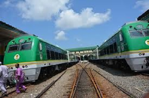 Buhari names railway stations after Tinubu, Saraki,Osinbajo, Soyinka, others (See full list)