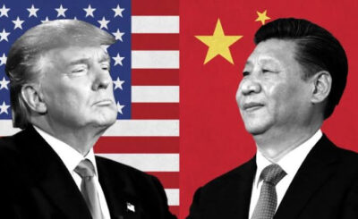 China and us president