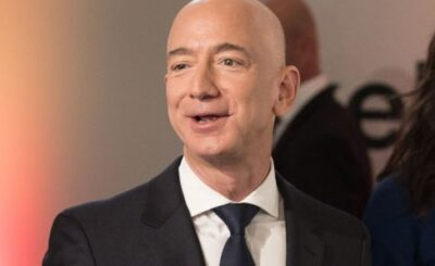 Amazon jeff benzo