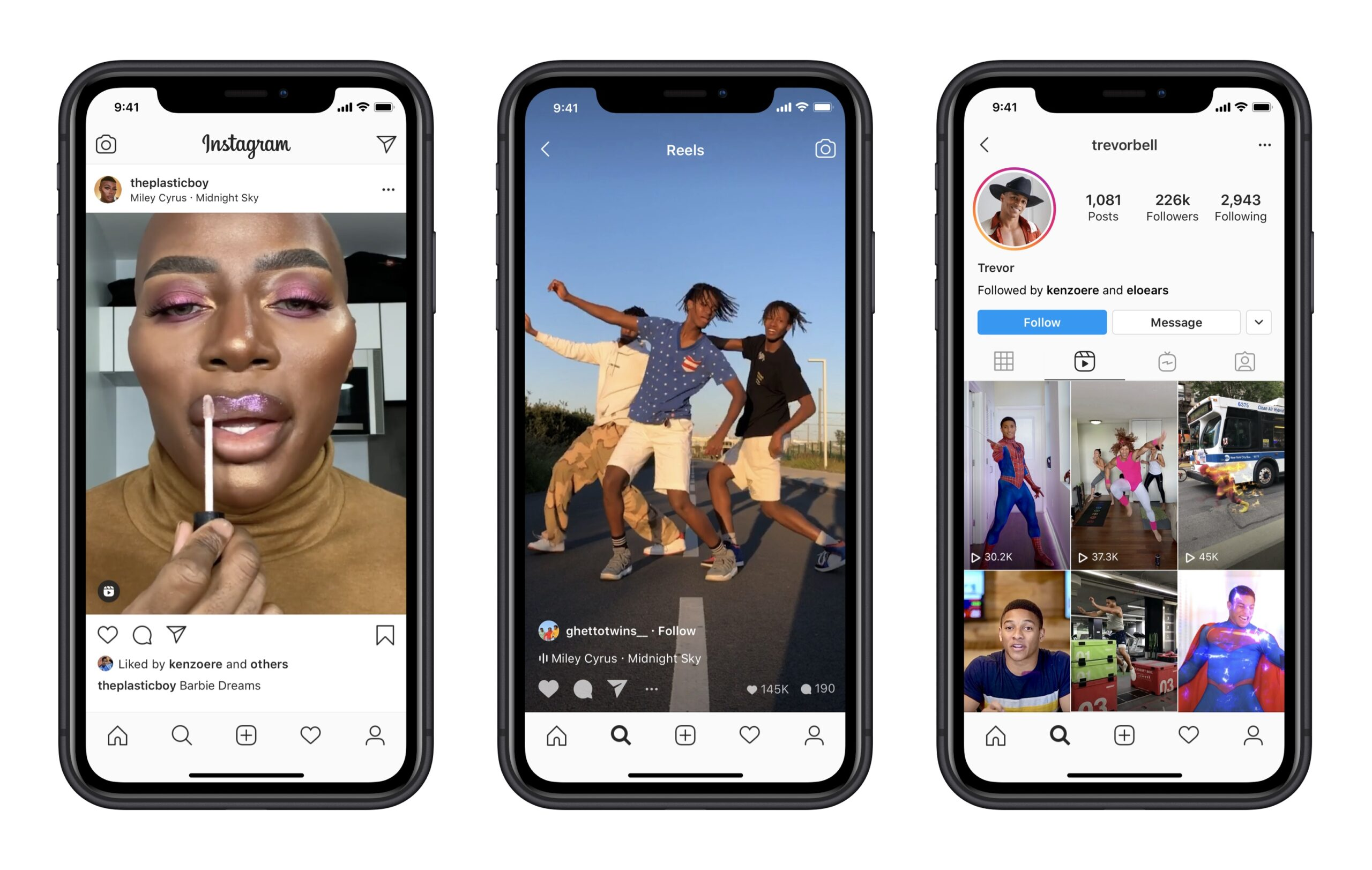 Instagram launches its new TikTok clone known as Instagram Reels