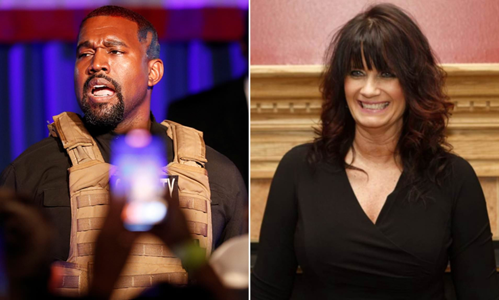 Kanye West Officially Names 'Biblical Life Coach' Michelle Tidball As VP