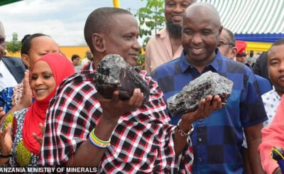 Tanzanian Miner, Saniniu Laizer Who Became Overnight Millionaire, Finds Third Rare Stone worth $2m
