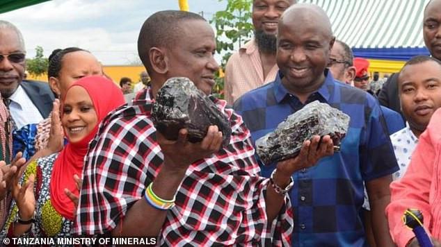 Tanzanian Miner, Saniniu Laizer Who Became Overnight Millionaire, Finds Third Rare Stone worth $2m