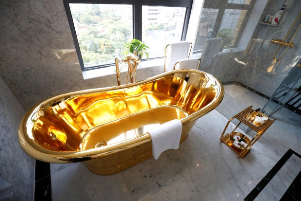 dolce Hanoi Golden Lake hotet