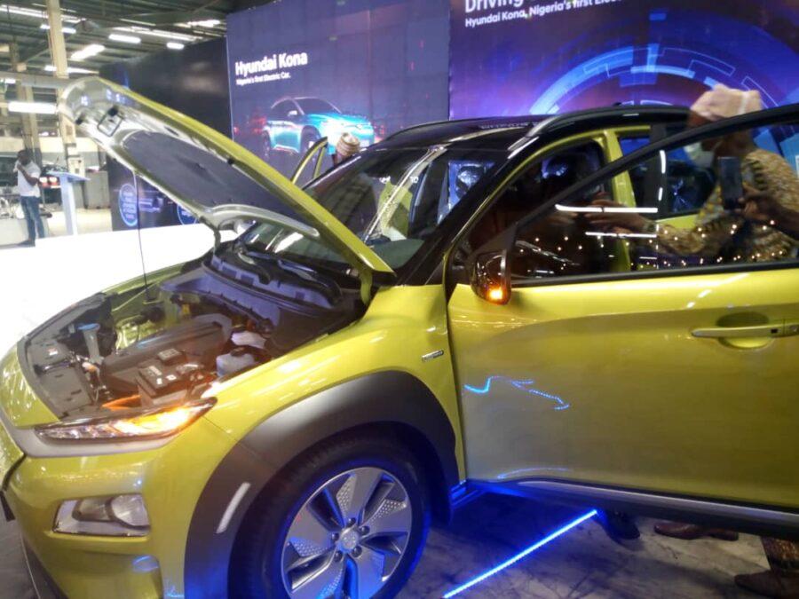 nigeria electric car