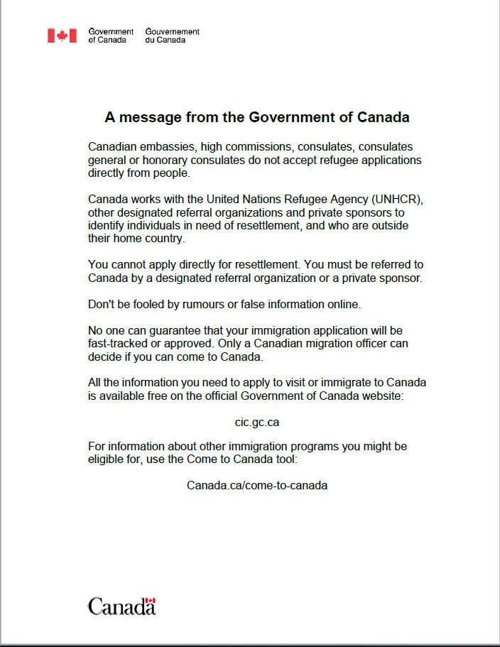 e Canadian Government
