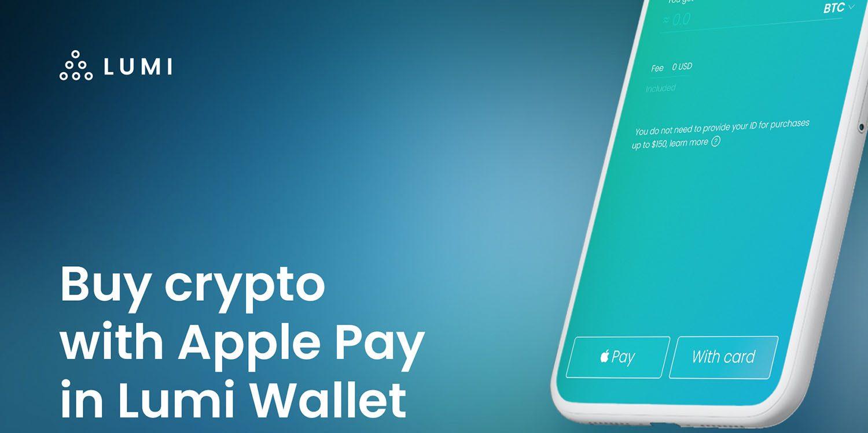 Apple Lumi's iOS wallet