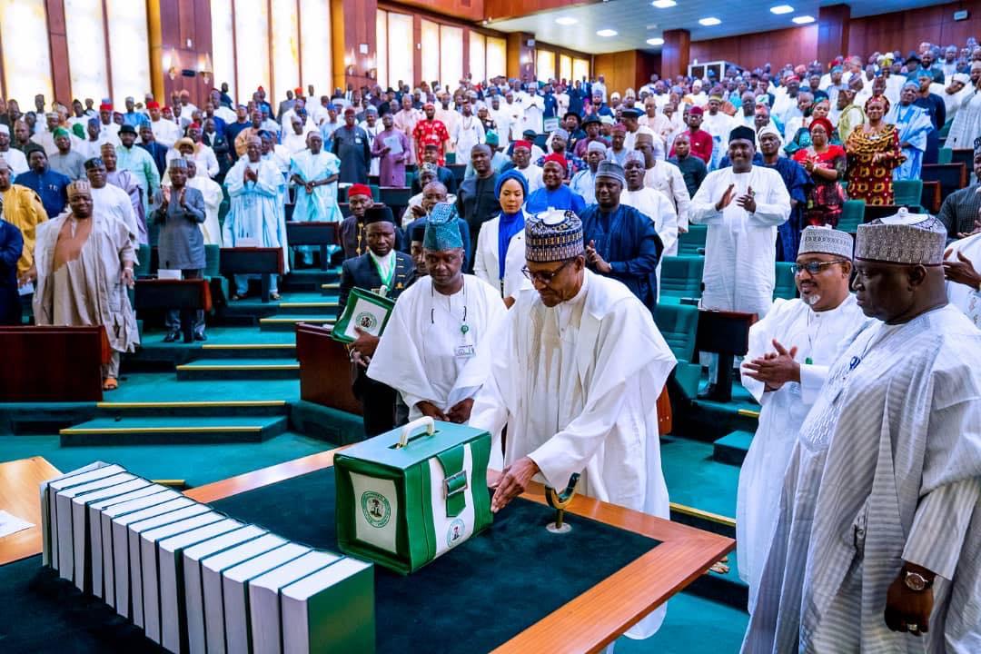 Nigeria 2021 budget