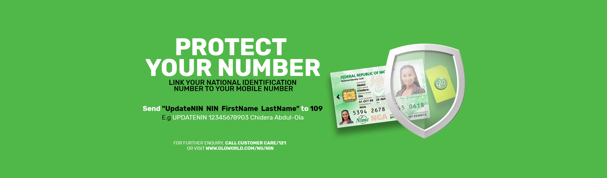 GLO, MTN, AIRTEL and 9mobile subscribers: How to link your National Identity Number with your SIM