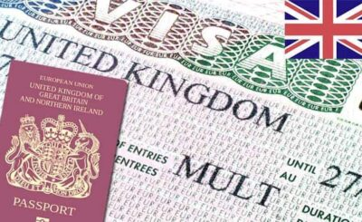 UK Government opens point-based immigration system